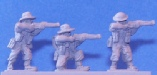 15mm WW2 miniatures - 14th Army Riflemen