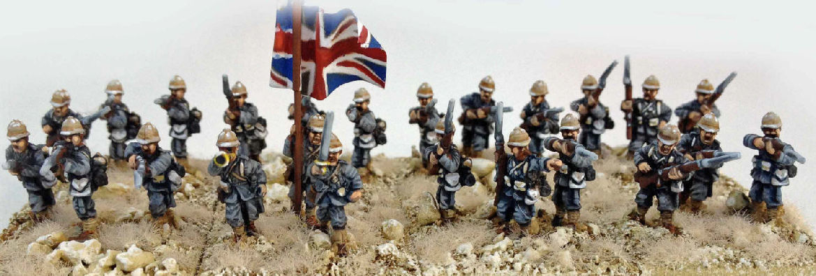 15mm Colonial British
