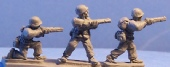 15mm WW2 US figures - Marine Corps firing
